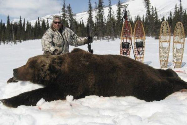 Largest Grizzlies