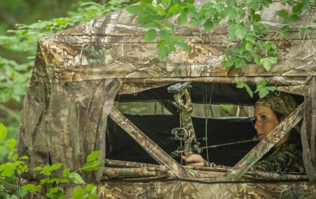 Ground Blinds For Bow Hunting