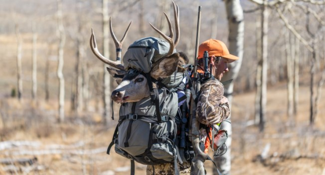 Hunting Packs for Packing Out Meat