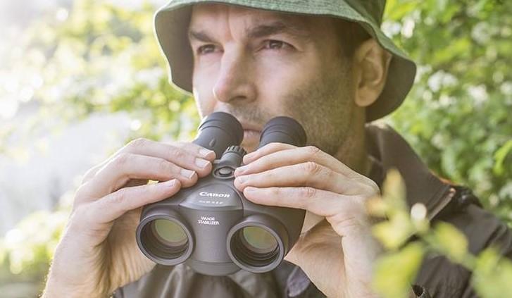 Image Stabilizing Binoculars