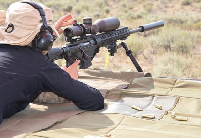 Long Range Rifle Scopes