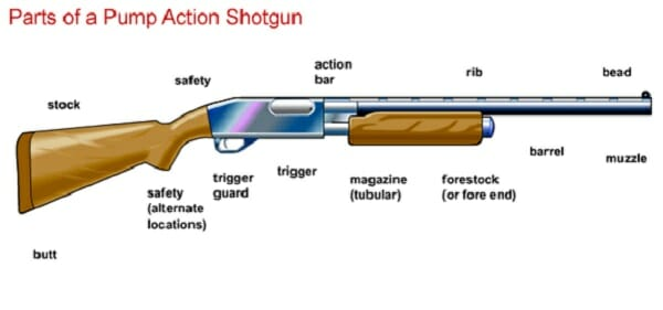 Parts Of A Gun: Learning Your Way Around A Firearm ...