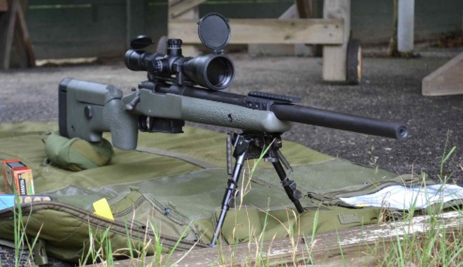 Scope for .308
