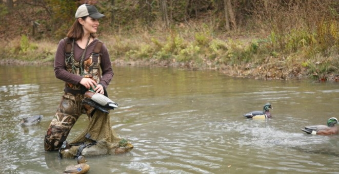 Breathable Waders for Duck Hunting
