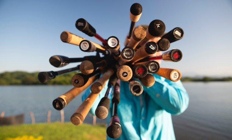 Bass Fishing Rods