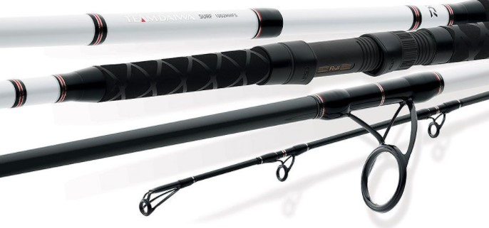 Materials of Surf Fishing Rods