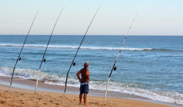 Surf Fishing Rods