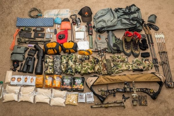 Hunting Gear for Alabama