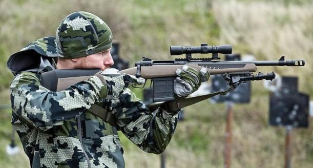Savage Arms Rifle