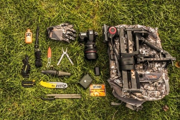 Gear Needed For A Whitetail Hunt
