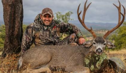 Hunting Whitetail Deer in California