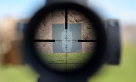 Distance to Zero the Rifle Scope