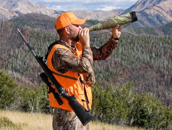 Have a good elk bugle (elk call)