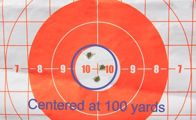 How to Zero a Scope at 100 Yards