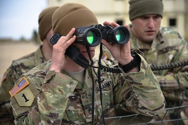 how to adjust binoculars with double vision